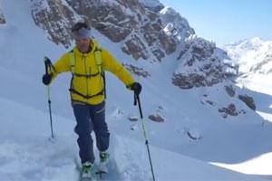 Salewa Sesvenna PTC Jacket: transpirabilidad y ligereza para el esquí de montaña