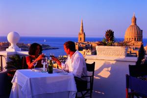 ¿Malta, destino romántico? ¡Compruébalo por San Valentín!