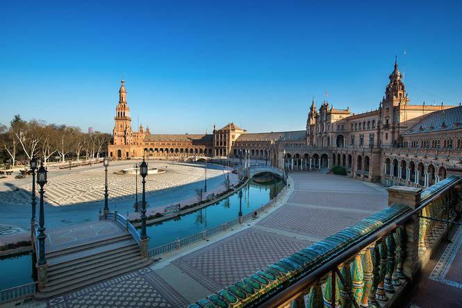 5 lugares imprescindibles para visitar en Sevilla este verano