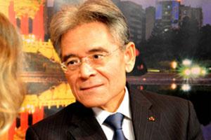 Simón Shen Yeaw Ko, el nuevo representante de Taiwán en España