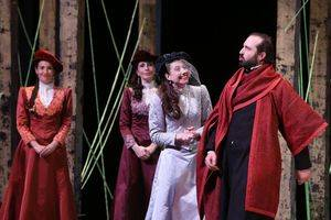 'Trabajos de amor perdidos', de Shakespeare, por la Fundación Siglo de Oro