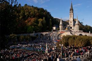 Turismo religioso: ruta mariana (El Pilar, Torreciudad, Montserrat, Lourdes, Meritxell)
