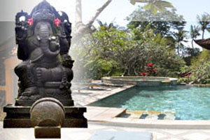 Bali: Ubud Bungalow