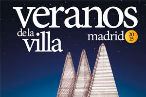 Veranos de la Villa, del 1 de julio al 30 de agosto, estrena este año el escenario de Puente del Rey