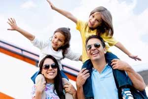 La mayoría de los españoles preferirían irse más de vacaciones sin sus hijos