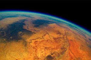 El viaje al espacio de una cámara GoPro