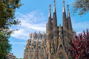 Barcelona, destino preferido por los viajeros europeos en Navidad