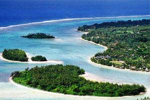 Descubre las Islas Cook por tierra, mar y aire