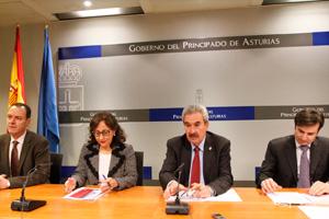 Asturias más próxima a Madrid con Iberia