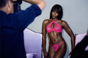Amnaomicampbell Yamamay Spring Special Edition