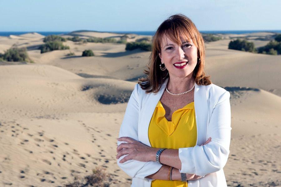 """Inés Jiménez: """"El turismo gastronómico tiene un lugar privilegiado en Gran Canaria"""