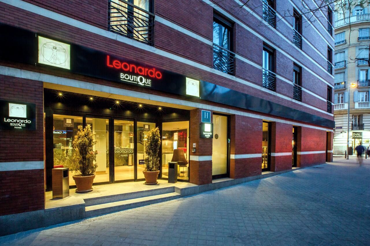 Leonardo Hotel Boutique Madrid