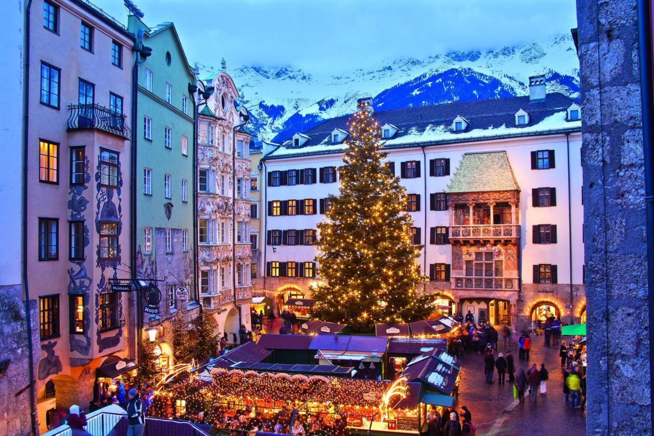 Los 6 Mejores Mercadillos Navide Os De Innsbruck Inout Viajes ~ Mercadillos Navideños En Valencia