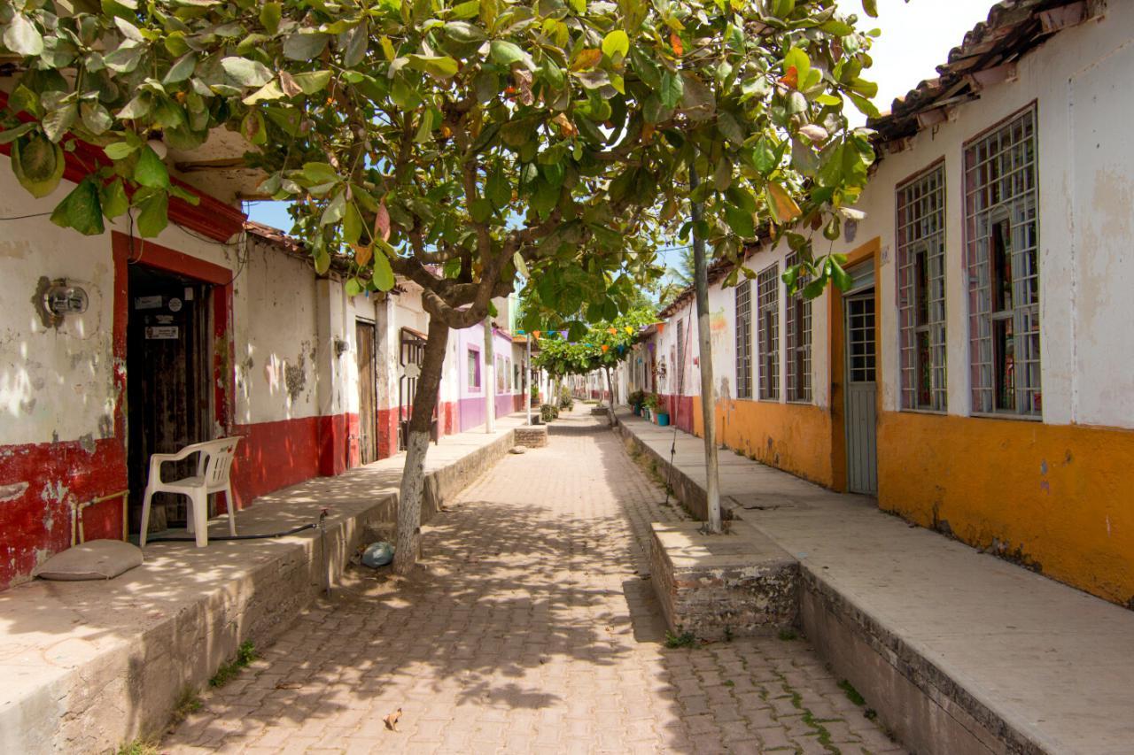calle de Mexcaltitán