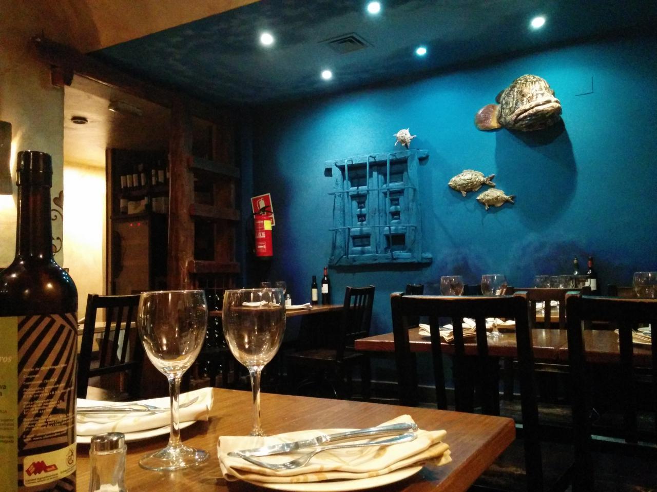 Propuesta gastron mica en la capital restaurante vinoteca - Vinotecas madrid centro ...