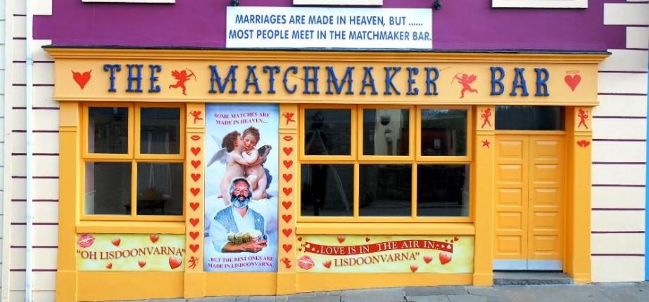 historia av Lisdoonvarna matchmaking FestivalHalo nå kampanj matchmaking
