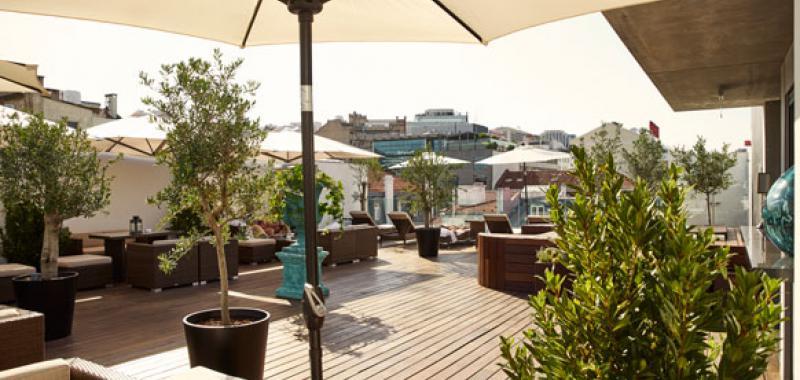 Las 10 mejores terrazas para disfrutar de lisboa desde las for Terrazas japonesas