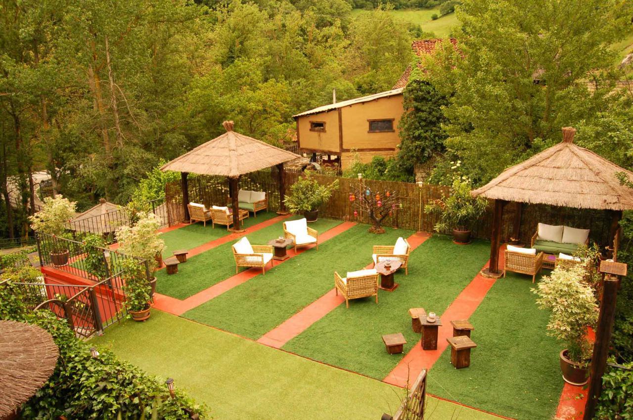 Las 5 mejores casas rurales para hacer barbacoas con tus for Casas rurales en santander con piscina