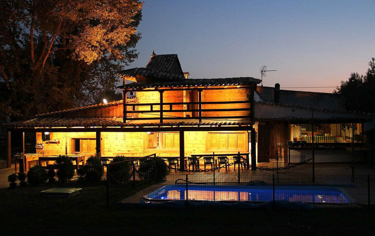 Las 5 mejores casas rurales para hacer barbacoas con tus amigos y familia inout viajes - Casa rural el paraiso ...