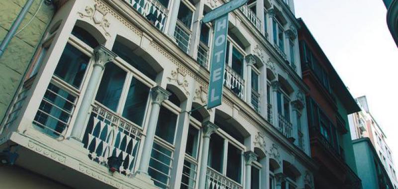 Los 10 hoteles espa oles m s glamurosos creados por for Hotel marques de vallejo