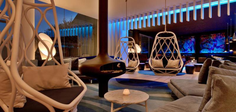 Los 10 Hoteles Espanoles Mas Glamurosos Creados Por Arquitectos - Interioristas-espaoles