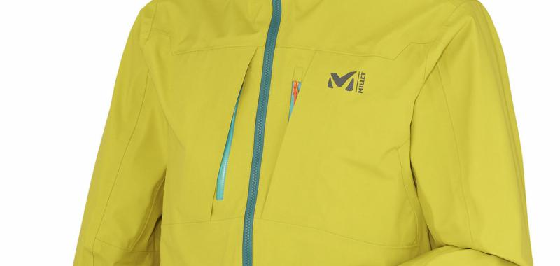 Chaqueta Crystal Mountain GTX JKT