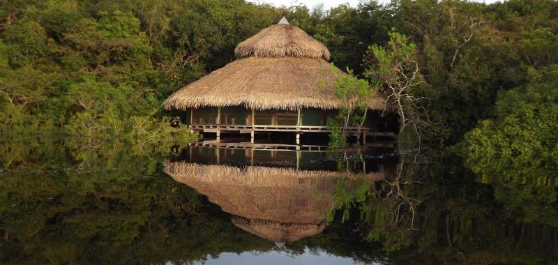 5. Juma Amazon Lodge (Brasil)