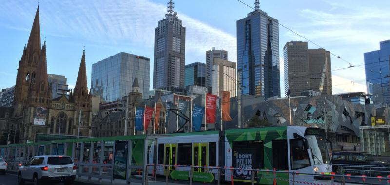 Melbourne Federation Square (Melbourne)