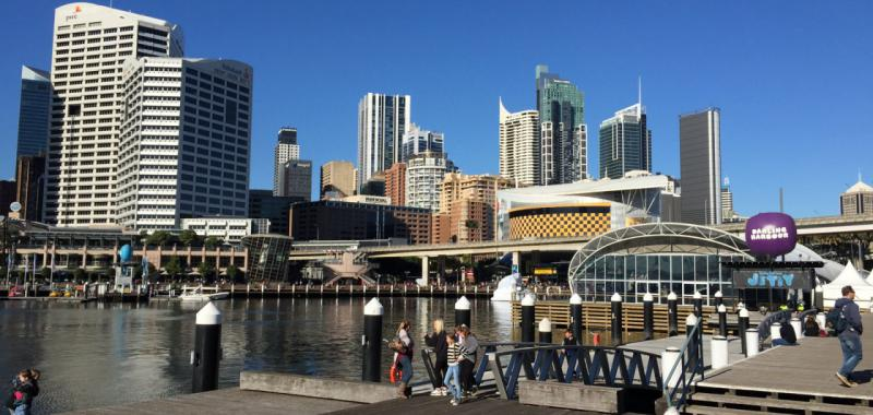 Sydney Darling Harbour (Sydney)