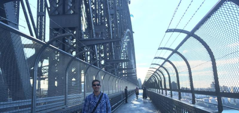 Sydney Harbour Bridge  (Sydney)