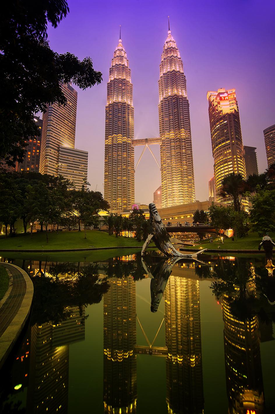 Kuala lumpur inout viajes petronas twin tower gumiabroncs Gallery
