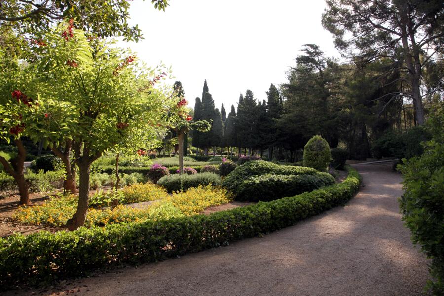 Los jardines de marivent abrir n al p blico con una for Jardines de marivent