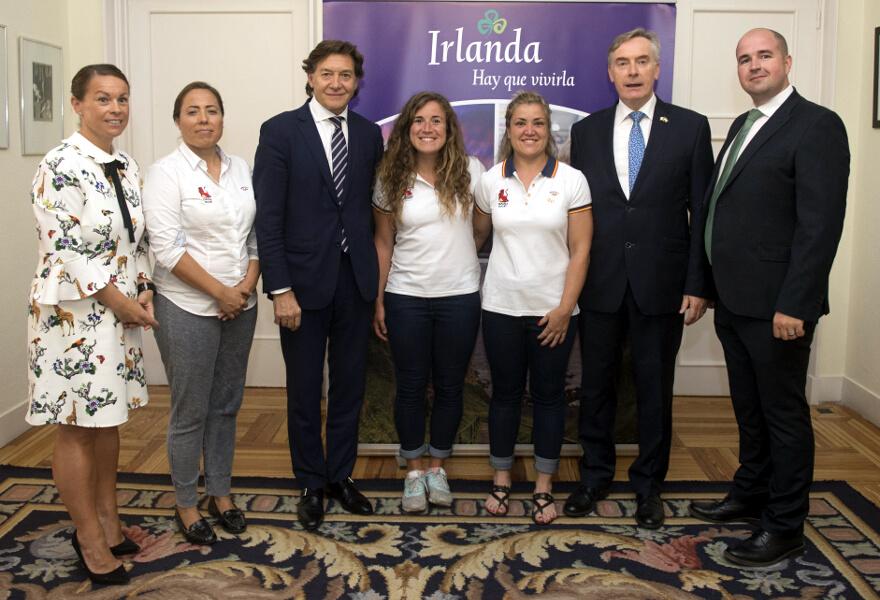 Irlanda acoge partir del 9 de agosto el mundial femenino for Oficina de turismo de irlanda